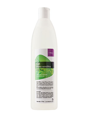 Gel avena pieles sensibles mimaos 750 ml