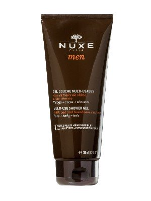 Gel de ducha multiusos de nuxe men 200ml