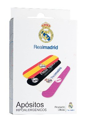 Apósitos real madrid 14 unidades