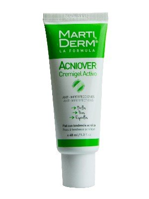 Cremigel acniover martiderm 40ml