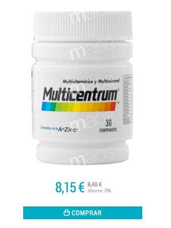 multicentrum con luteina