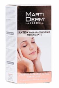 martiderm preparador solar antioxidante