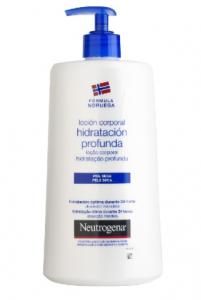 neutrogena loción corporal piel seca