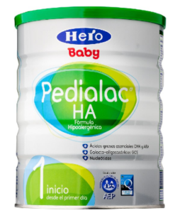 pedialac leche HA