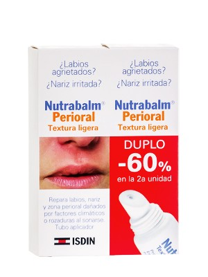 Isdin nutrabalm perioral duplo