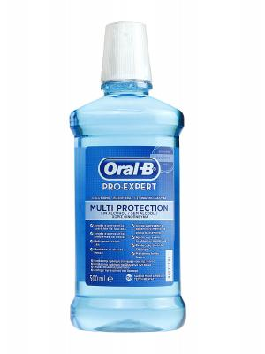 Oral b colutorio pro-expert multiprotection 500 ml