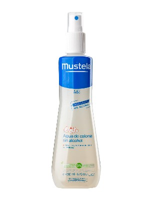 Mustela agua de colonia bebe sin alcohol 200 ml