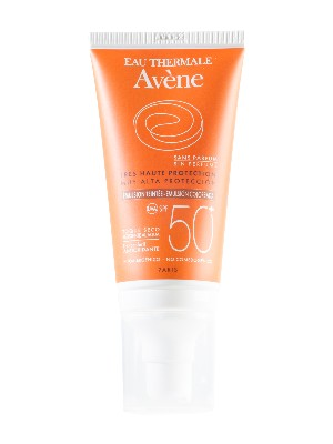 Avène emulsión coloreada 50+, 50ml