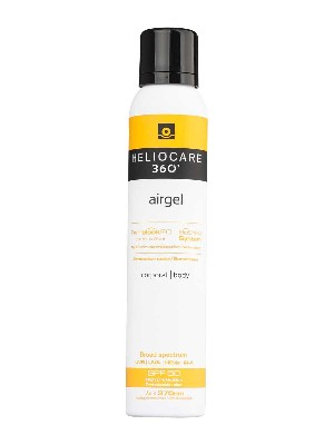 Heliocare 360º airgel corporal 200ml