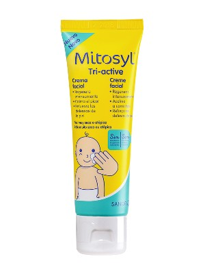 Mitosyl tri active crema facial 50ml