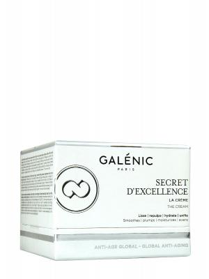 La crema secret d´excellence 50ml galenic