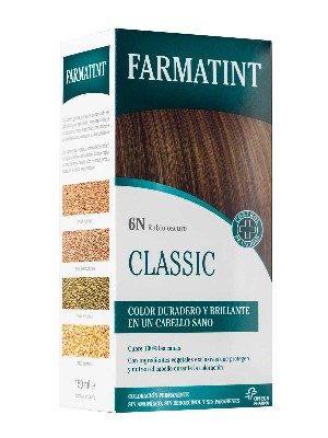Farmatint 6n 135 ml rubio oscuro
