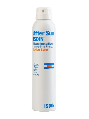 After sun isdin® efecto inmediato lotion spray 200 ml