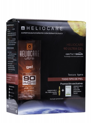 Heliocare ultra spf-90 gel 50 ml
