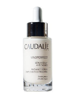 Serum resplandor antimanchas vinoperfect caudalie