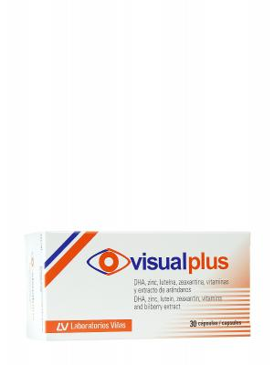 Visual plus 30 cápsulas