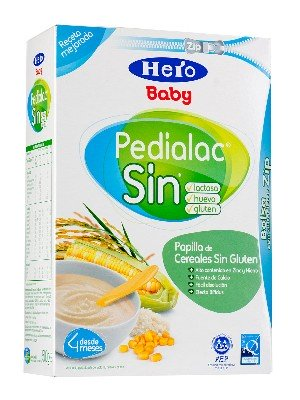 Pedialac papilla cereales sin 500g