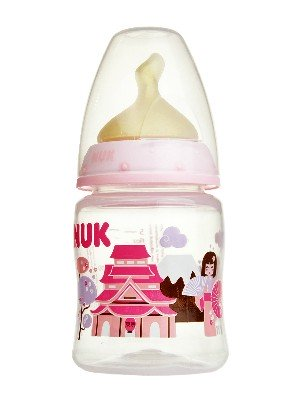 Nuk biberon travel latex t1 150ml
