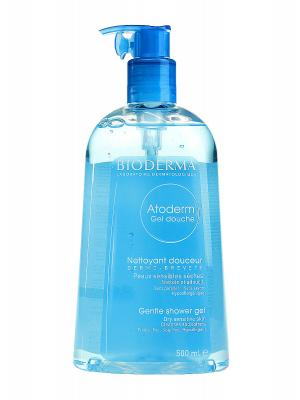 Gel de ducha atoderm de bioderma 500ml.