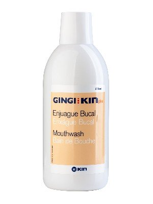 Gingikin plus enjuague bucal 500 ml