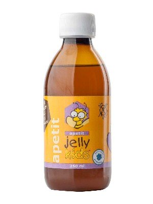Jelly kids apetit 250 ml fresa