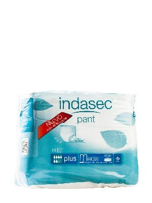 Indasec  absorb inc orina dia anatomico pant t- median 10