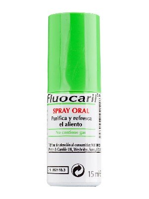 Fluocaril spray oral 15 ml