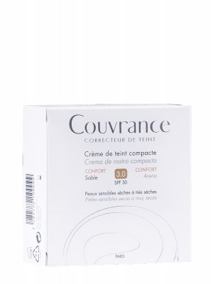 Couvrance maquillaje avène nº 3 tono arena.10gr