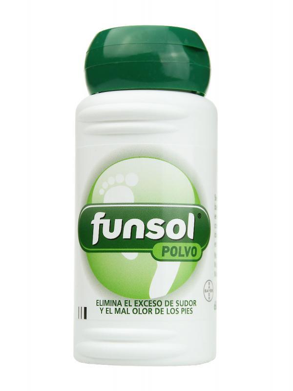Fungusol Polvo. Comprar a precio en oferta