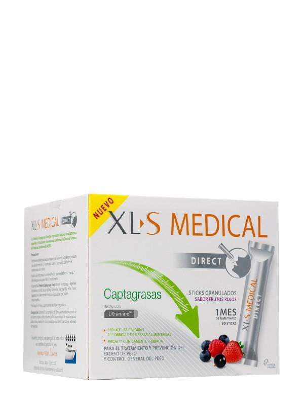 Comprar xls medical captagrasas