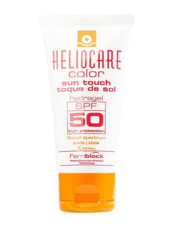 Heliocare spf 50 color toque sol