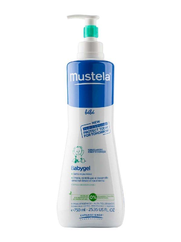 Babygel 750 ml mustela