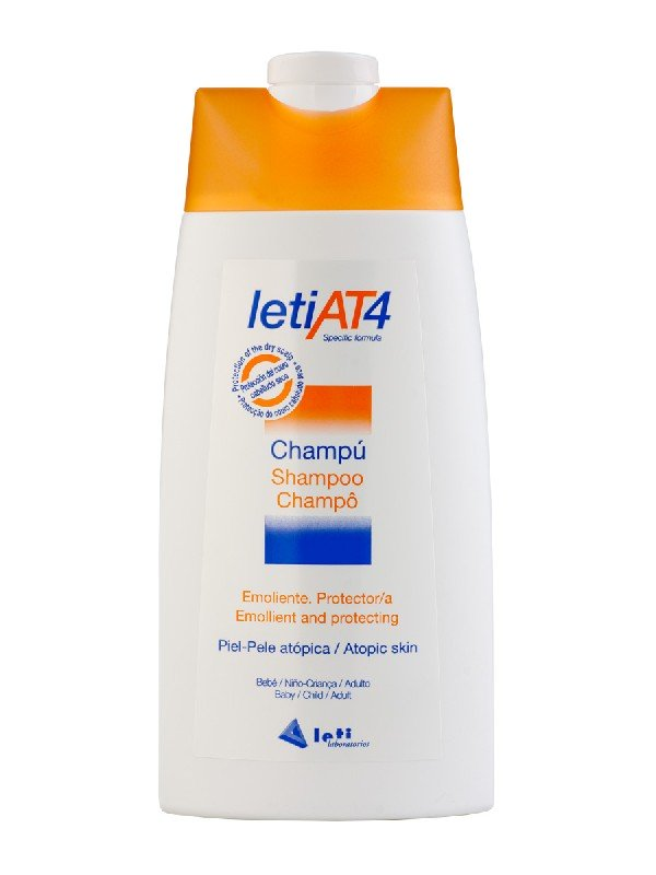 Leti at-4 champú 250 ml